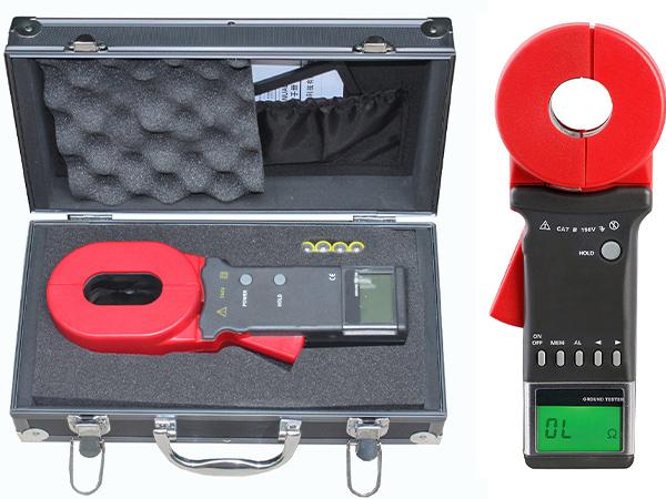 钳形电阻测试仪